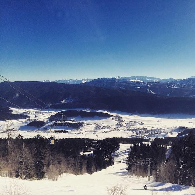 #neige #soleil #quedubonheur