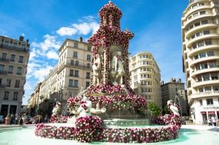 Festival des Roses Lyon 2015