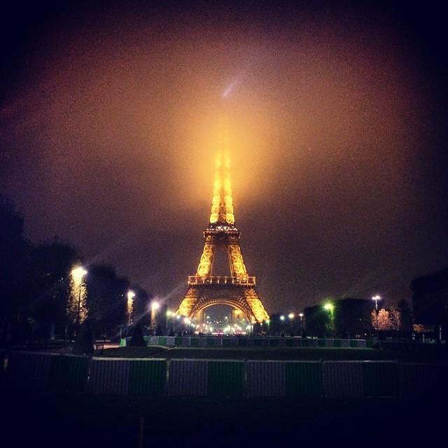 #paris  #bynight #toureiffel #now